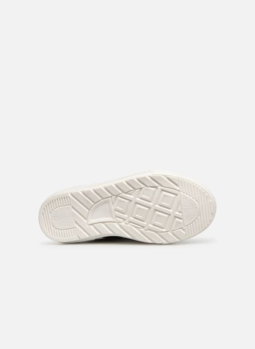 Baskets I Love Shoes Solibam Leather Blanc vue haut