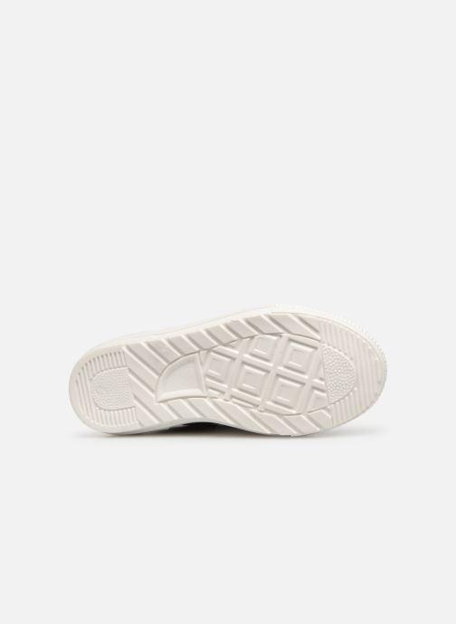 Sneaker I Love Shoes Solibam Leather weiß ansicht von oben