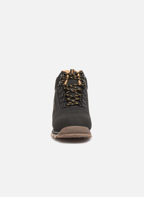Bottines et boots Kappa Sphyrene M Noir vue portées chaussures