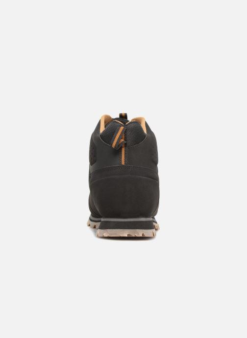 Bottines et boots Kappa Sphyrene M Noir vue droite
