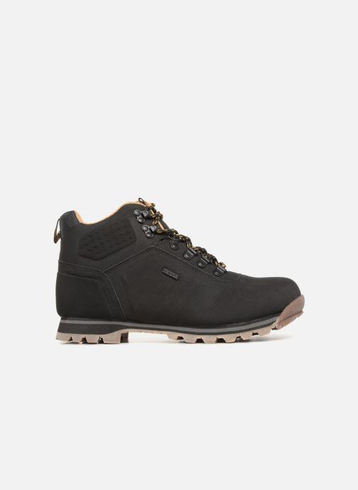 Bottines et boots Kappa Sphyrene M Noir vue derrière