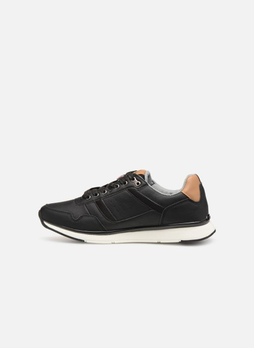 Trainers Kappa Priam Black front view