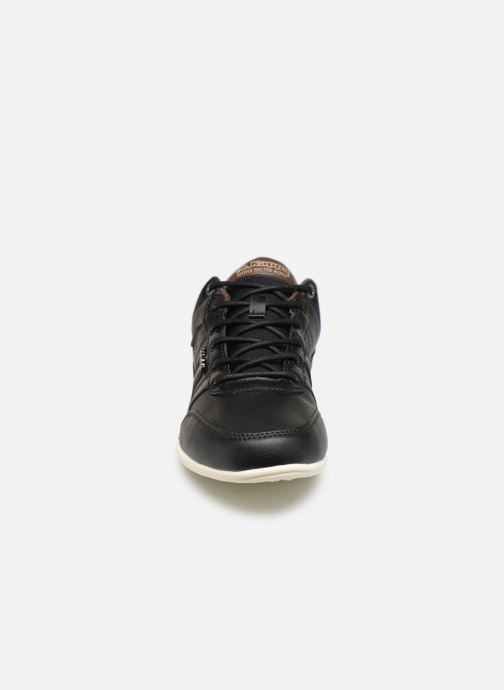 Baskets Kappa Whoole Noir vue portées chaussures