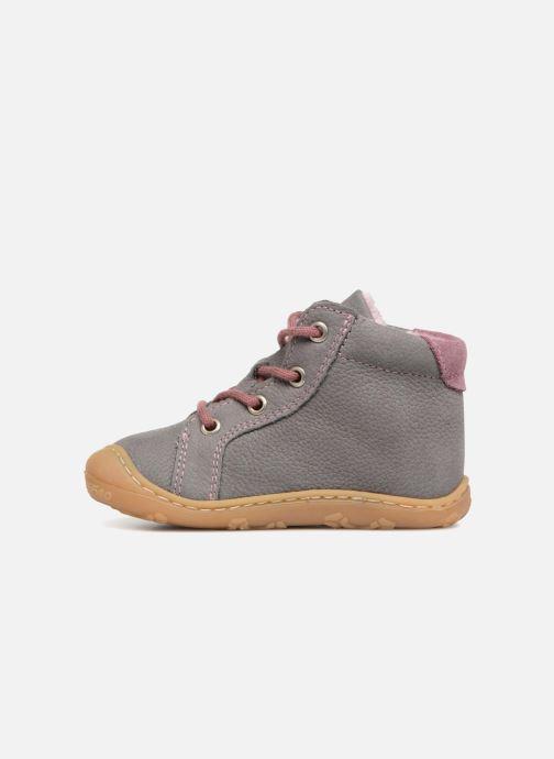 Chaussures à lacets Pepino Georgie Gris vue face