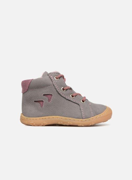 Chaussures à lacets Pepino Georgie Gris vue derrière