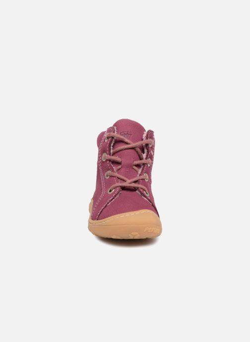 Chaussures à lacets Pepino Georgie Rose vue portées chaussures