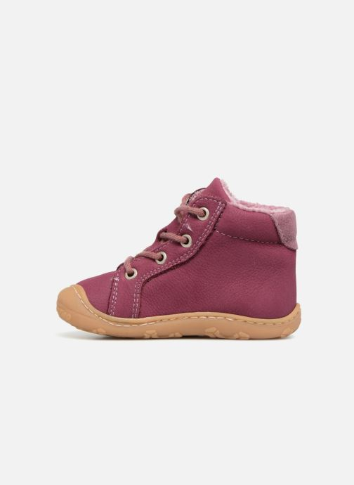 Chaussures à lacets Pepino Georgie Rose vue face