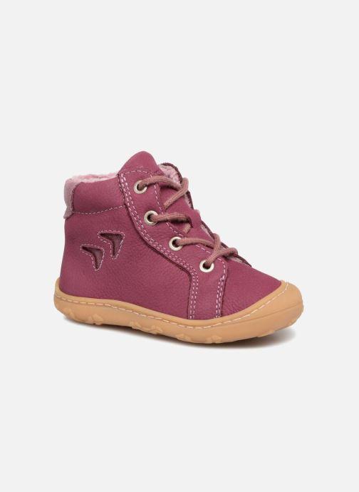 Chaussures à lacets Pepino Georgie Rose vue détail/paire