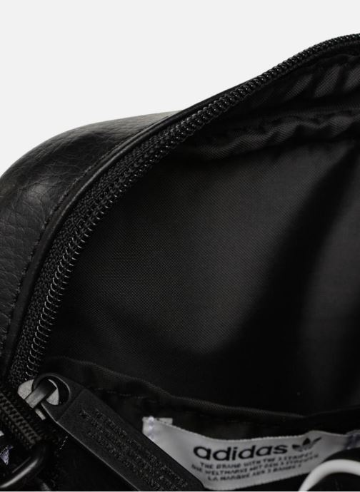 Herentassen adidas originals MINI BAG VINTAGE Zwart achterkant