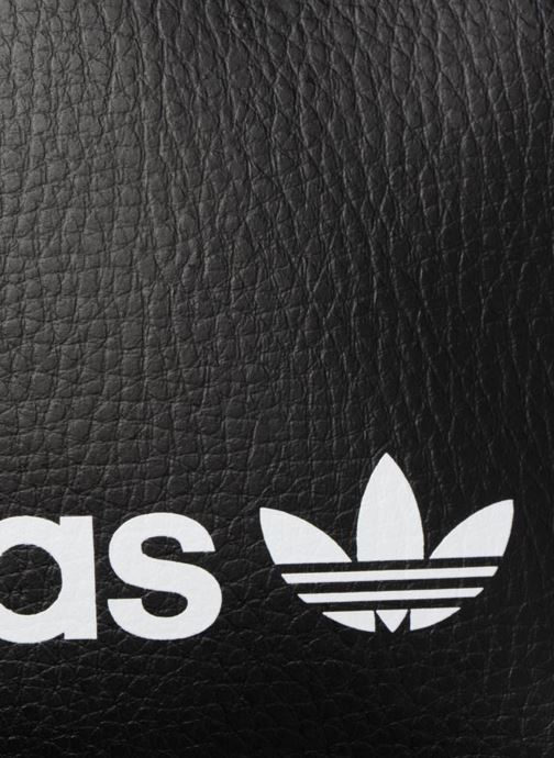 Men's bags adidas originals MINI BAG VINTAGE Black view from the left
