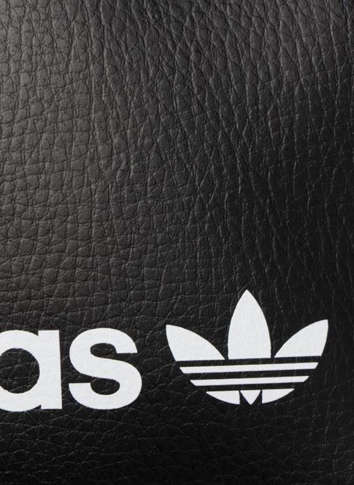 Bolsos de hombre adidas originals MINI BAG VINTAGE Negro vista lateral izquierda