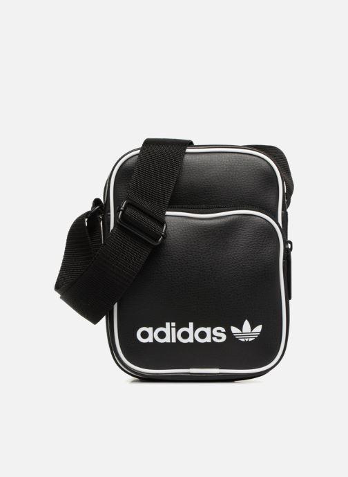 Bolsos de hombre adidas originals MINI BAG VINTAGE Negro vista de detalle / par