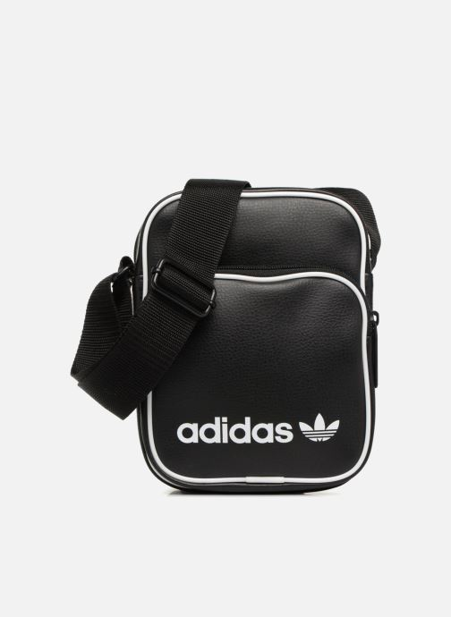 ed6bf9091f7b Men s bags Adidas Originals MINI BAG VINTAGE Black detailed view  Pair view