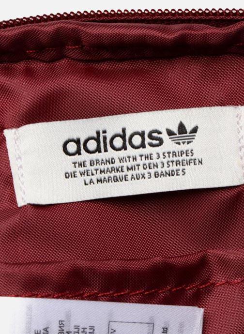 Borse uomo Adidas Originals FEST BAG CASUAL Bordò immagine posteriore