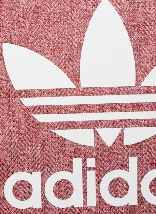 Borse uomo Adidas Originals FEST BAG CASUAL Bordò immagine sinistra