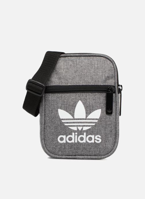 Men's bags adidas originals FEST BAG CASUAL Grey detailed view/ Pair view
