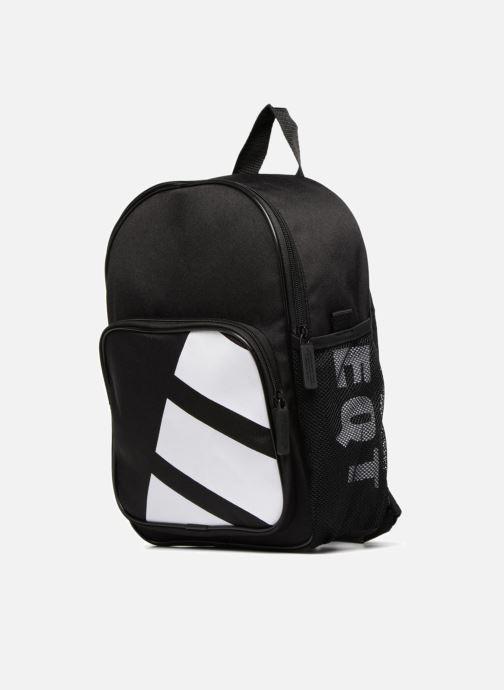 Zaini adidas originals BP EQT INF Nero modello indossato