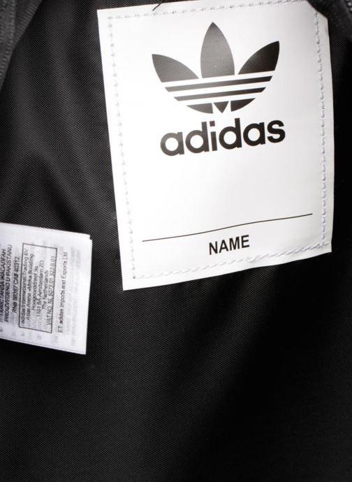 Rucksäcke adidas originals BP EQT INF schwarz ansicht von hinten