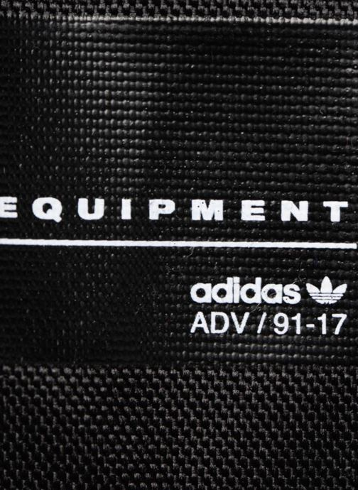 Rucksacks Adidas Originals BP EQT INF Black view from the left