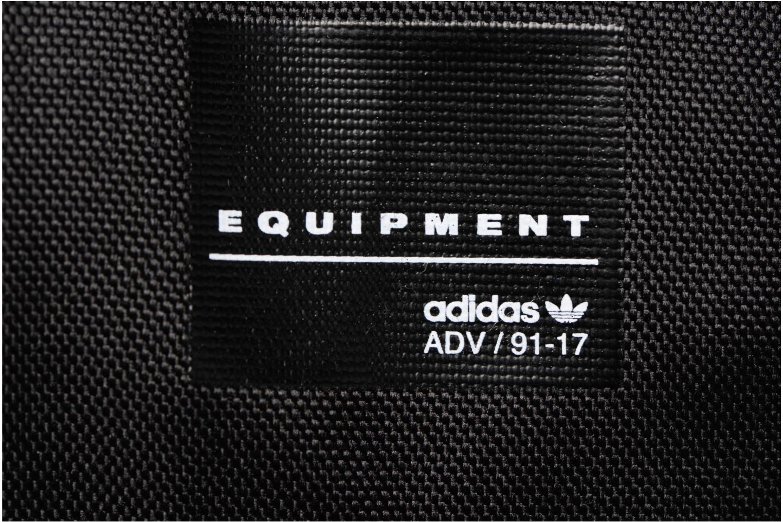 Zaini Adidas Originals BP EQT INF Nero immagine sinistra