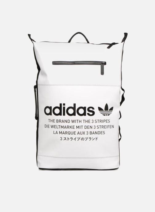 brand new 5e250 07de2 Sacs à dos adidas originals adidas NMD BP S Blanc vue détail paire