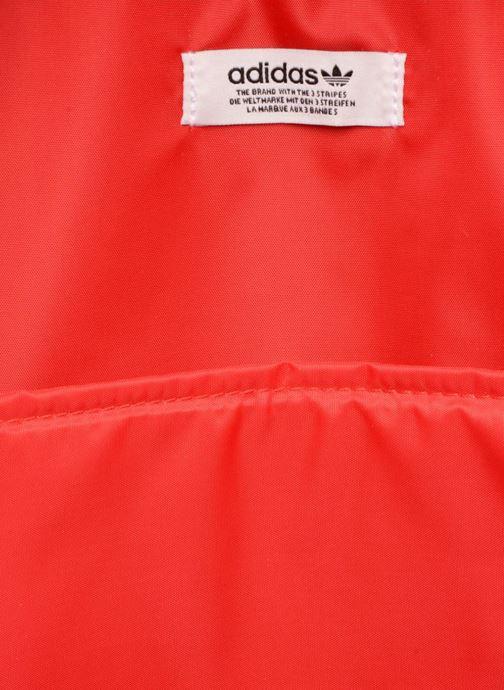 Rucksacks adidas originals BP CLASS AC GR Red back view