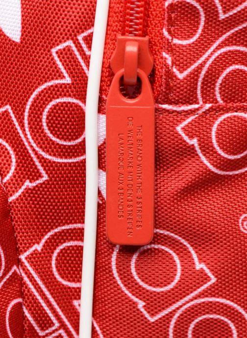 Rygsække adidas originals BP CLASS AC GR Rød se fra venstre