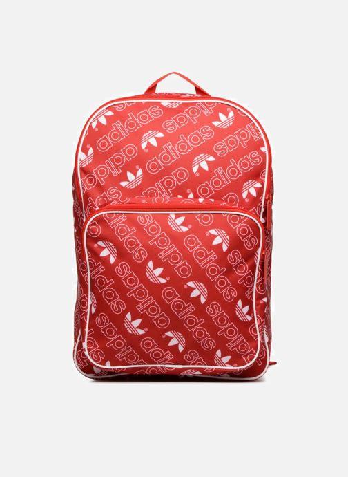 Rucksacks Adidas Originals BP CLASS AC GR Red detailed view/ Pair view