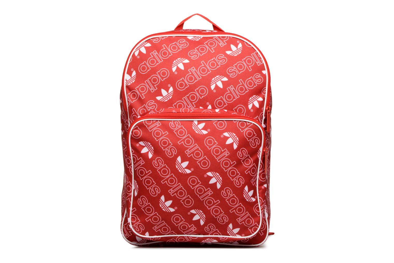 Zaini Adidas Originals BP CLASS AC GR Rosso vedi dettaglio/paio