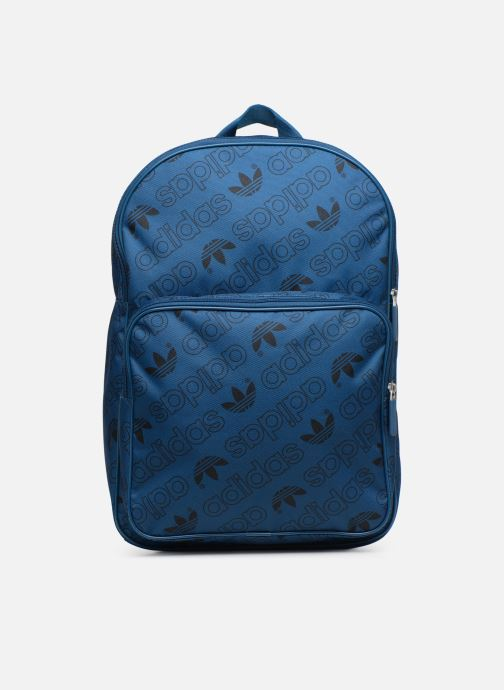 Rucksacks Adidas Originals BP CL M AC GR Blue detailed view/ Pair view