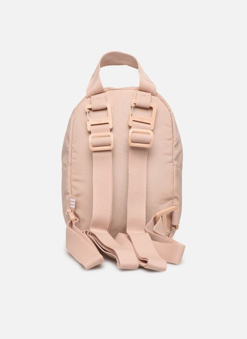 Rucksacks adidas originals BP MINI Pink front view