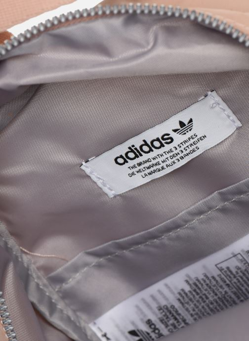 Mochilas adidas originals BP MINI Rosa vistra trasera