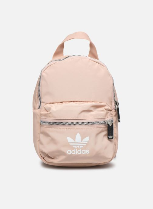Mochilas adidas originals BP MINI Rosa vista de detalle / par