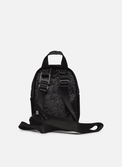 Zaini adidas originals BP MINI Nero immagine frontale