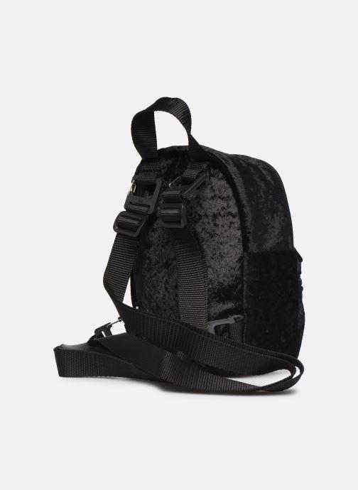 Rucksäcke adidas originals BP MINI schwarz ansicht von rechts