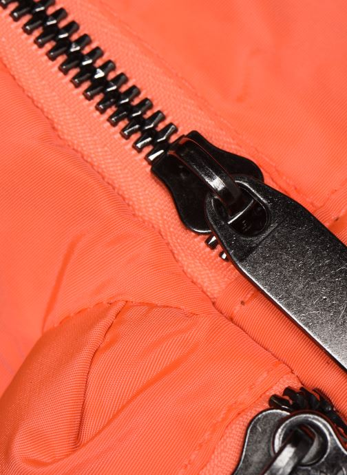 Sacs à dos adidas originals BP MINI Rouge vue gauche