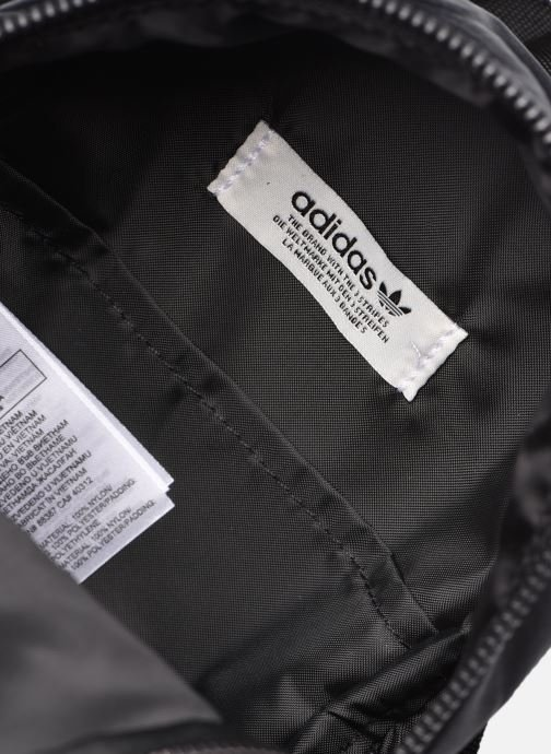 Mochilas adidas originals BP MINI Negro vistra trasera