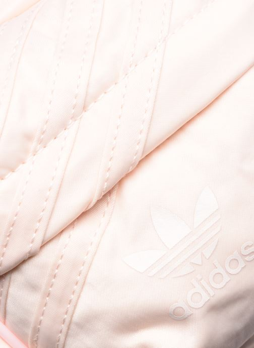 Mochilas adidas originals BP MINI Rosa vista lateral izquierda
