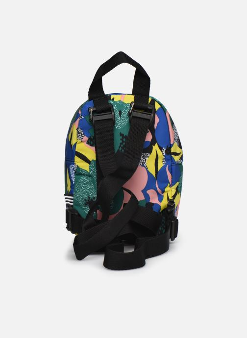 Mochilas adidas originals BP MINI Multicolor vista de frente