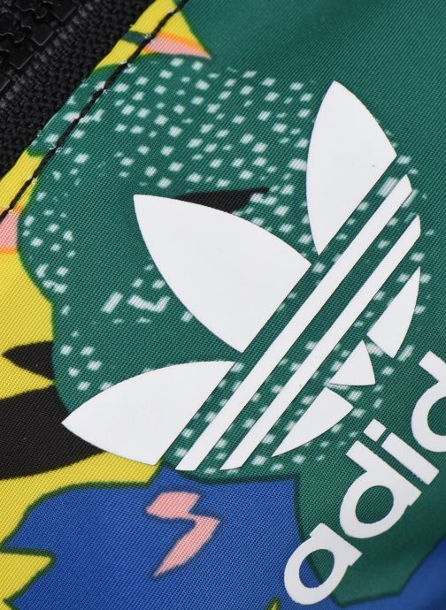 Rucksäcke adidas originals BP MINI mehrfarbig ansicht von links