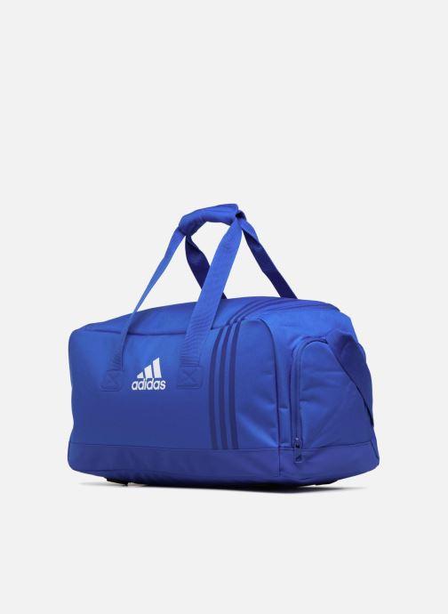 Sports bags adidas performance TIRO TB S Blue model view