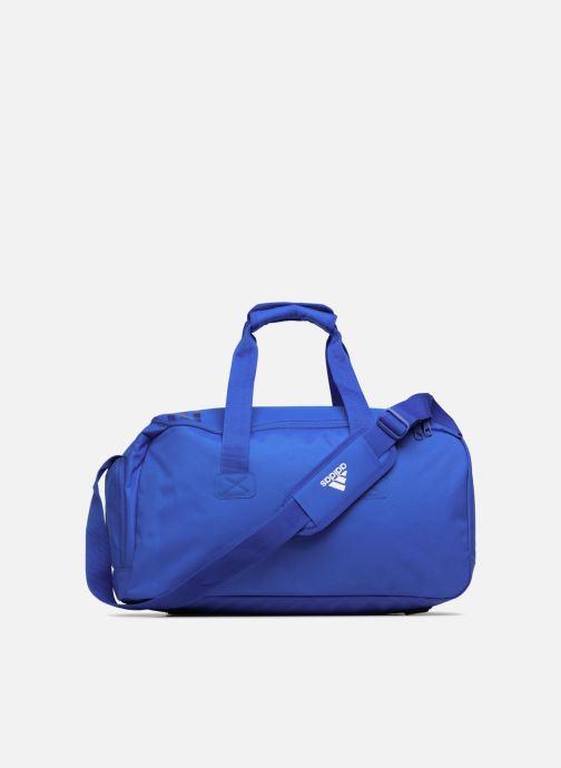 Sporttassen adidas performance TIRO TB S Blauw voorkant