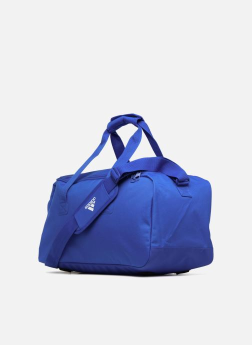 Sports bags adidas performance TIRO TB S Blue view from the right