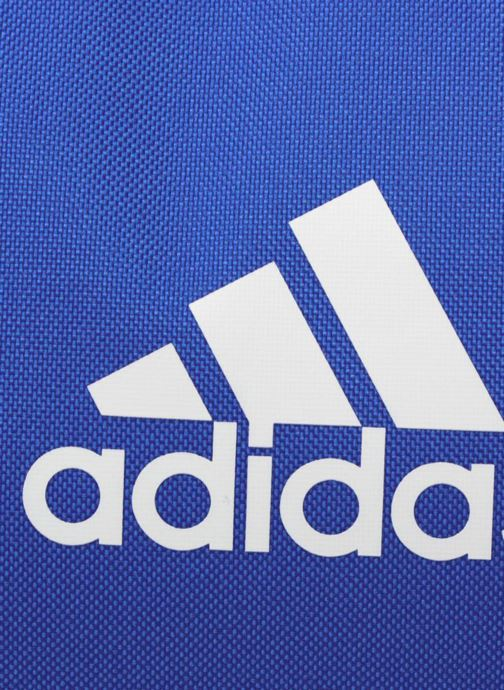Sports bags adidas performance TIRO TB S Blue view from the left