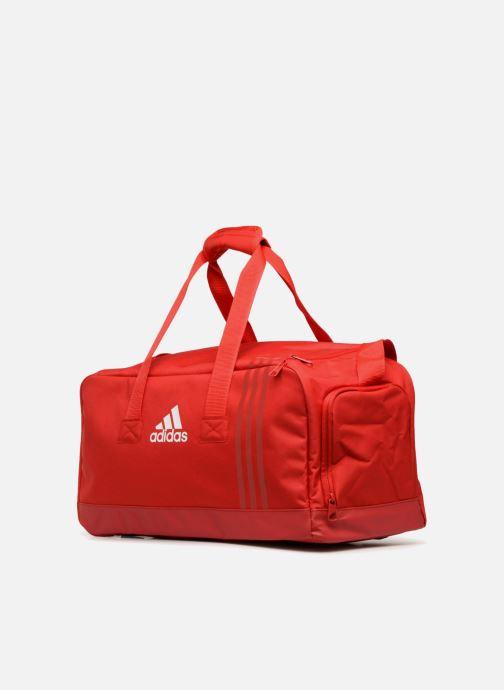 Bolsas de deporte adidas performance TIRO TB S Rojo vista del modelo