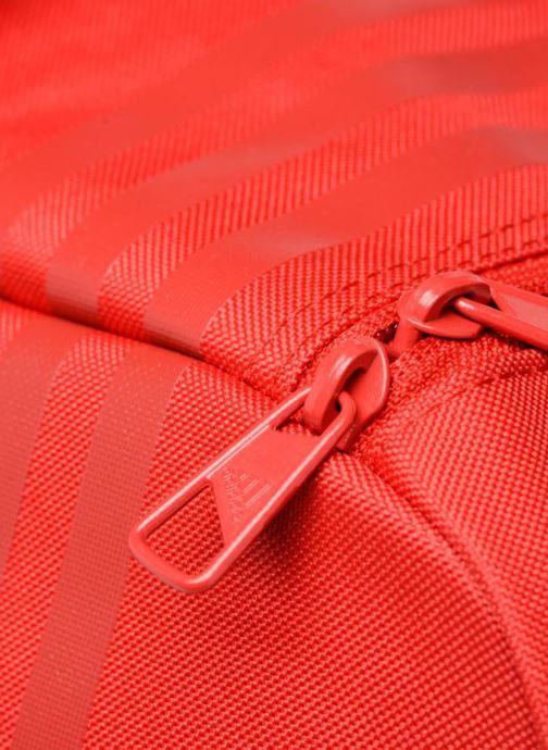 Bolsas de deporte adidas performance TIRO TB S Rojo vista lateral izquierda