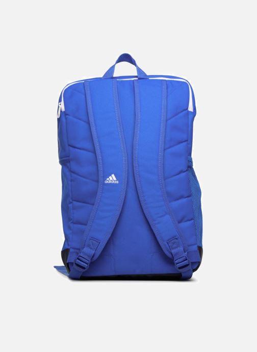 Mochilas adidas performance TIRO BP Azul vista de frente