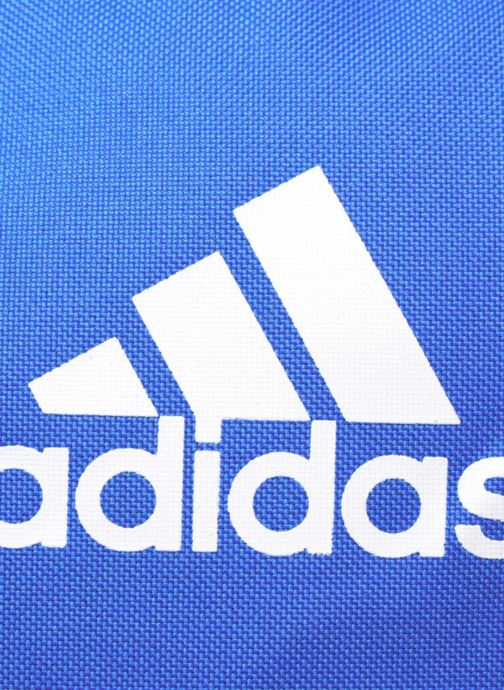 Mochilas adidas performance TIRO BP Azul vista lateral izquierda