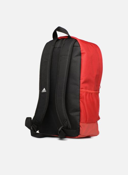 Sacs à dos adidas performance TIRO BP Rouge vue droite