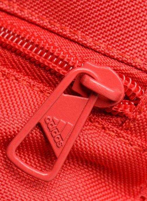 Sacs à dos adidas performance TIRO BP Rouge vue gauche
